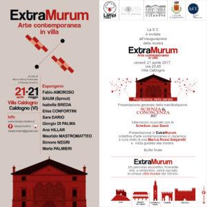 INVITO Extra Murum - VIlla Caldogno
