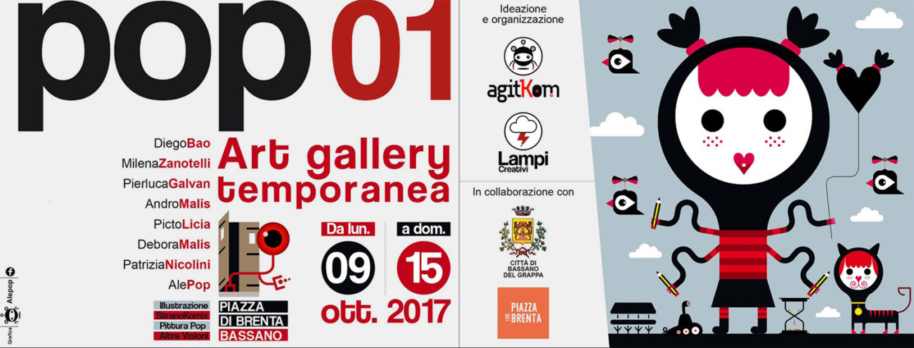 art gallery temporanea bassano