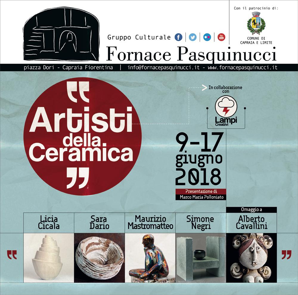 artisti della ceramica