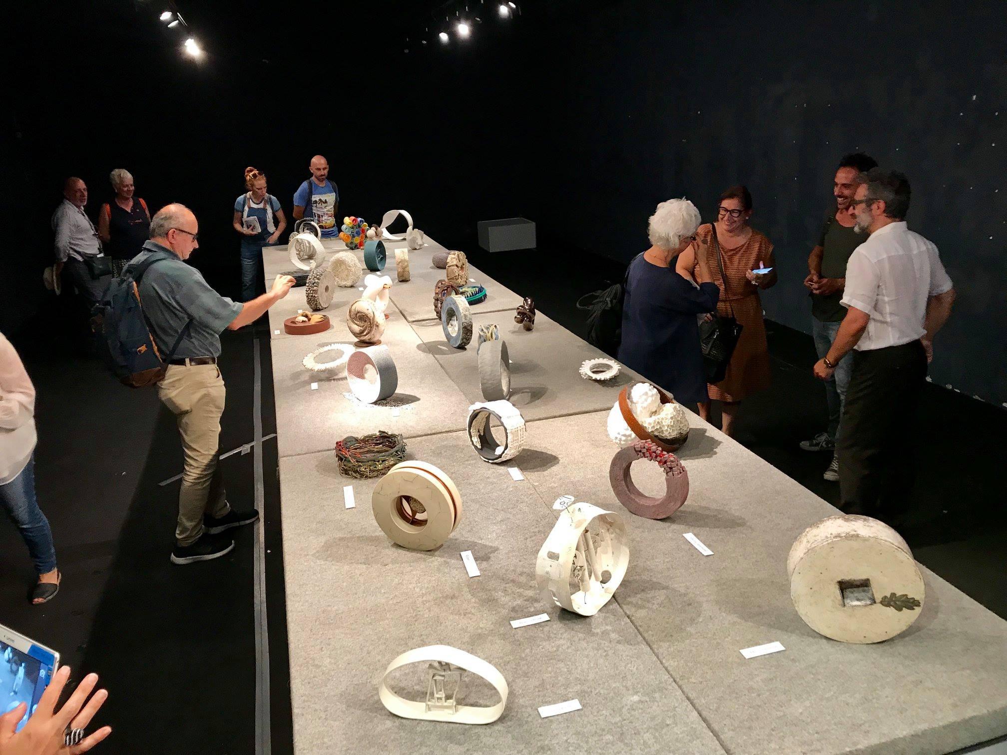 ceramica in circolo