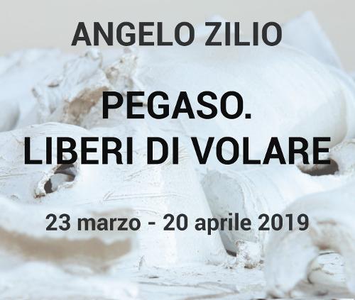 Angelo Zilio - Pegaso Liberi di volare