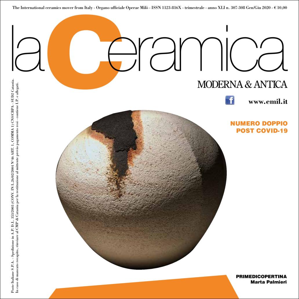 la ceramica moderna e antica