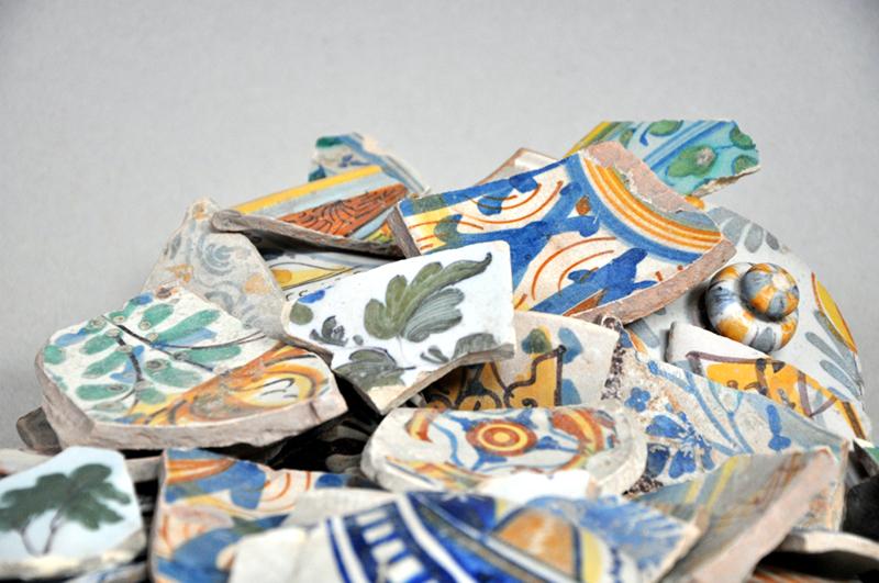 restauro ceramiche bassano